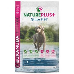Eukanuba Nature Plus+ Puppy Grain Free Salmon