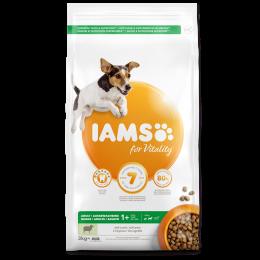 IAMS Dog Adult Small & Medium Lamb