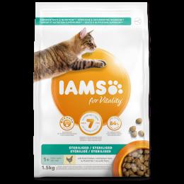 IAMS Cat Adult Sterilised Chicken