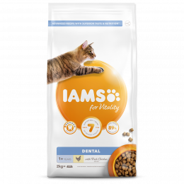 IAMS Cat Adult Dental Chicken