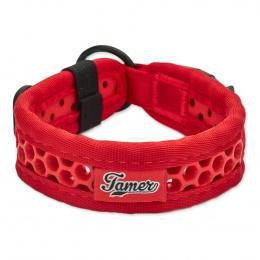 Obojek Tamer Softy 2,8x36cm červený