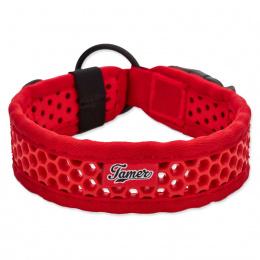 Obojek Tamer Softy 3,8x41cm červený