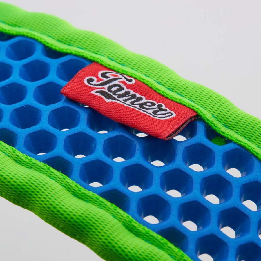Obojek Tamer Softy 5,1x61cm zelenomodrý