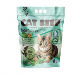 Stelivo Cat Step Tofu Green Tea 2,7kg 6l
