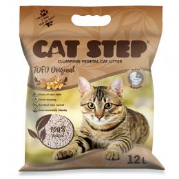 Stelivo Cat Step Tofu Original 5,4kg 12l