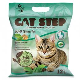 Stelivo Cat Step Tofu Green Tea 5,4kg 12l