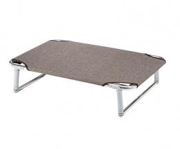 Lehátko Ferplast Dream skládací šedý 84cm