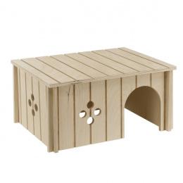 Domek Ferplast Sin dřevěný 12,5cm