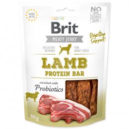 Brit Jerky Lamb Protein Bar 80g