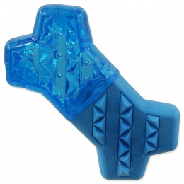 Chladící kost Dog Fantasy modrá 13,5cm