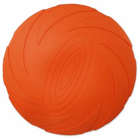 Plovoucí disk Dog Fantasy oranžový 22cm title=