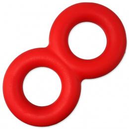 Hračka Dog Fantasy osmička červená 30,5cm