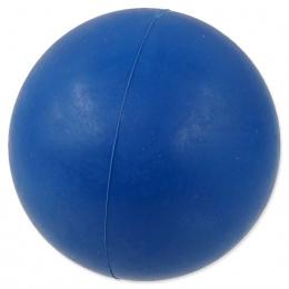 Míček Dog Fantasy tvrdý modrý 7cm