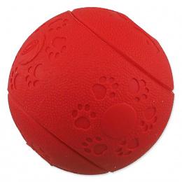 Míček na pamlsky Dog Fantasy červený 6cm