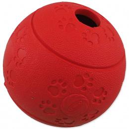 Míček na pamlsky Dog Fantasy červený 8cm