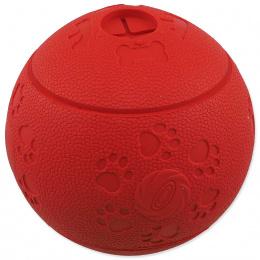 Míček na pamlsky Dog Fantasy červený 11cm