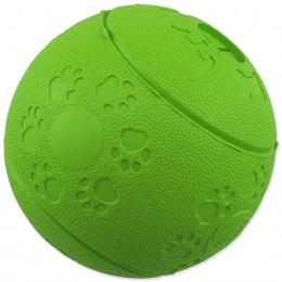 Míček na pamlsky Dog Fantasy zelená 8cm