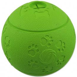 Míček na pamlsky Dog Fantasy zelená 11cm