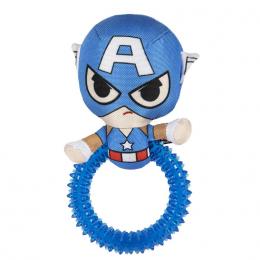 Dentální hračka Marvel Captain America 20cm