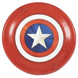 Frisbee Marvel Capitain America