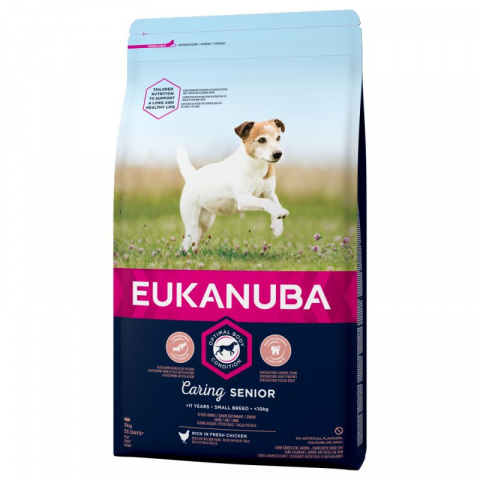 Eukanuba Senior Small 3kg title=
