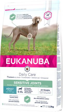 Eukanuba Daily Care Sensitive Joints 2,3kg