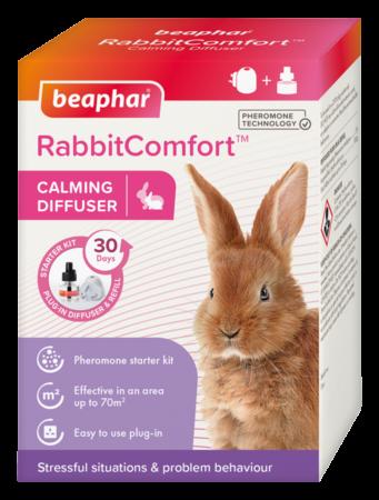 Difuzér Beaphar RabbitComfort sada králík 48 ml title=