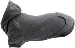Mikina Trixie Be Nordic Flensburg S 40cm šedá