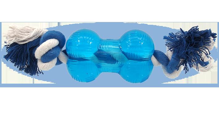 ONTARIO hračka Mini kost 8,7cm