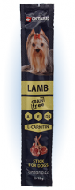 Tyčinka Ontario Stick for dogs Lamb 15g