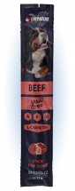 Tyčinka Ontario Stick for dogs Beef 15 g