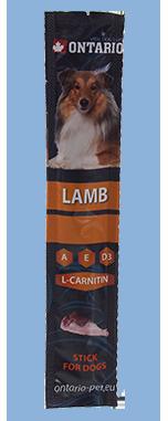 ONTARIO stick lamb 12g