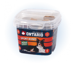ONTARIO Snack Sport Bones 100g