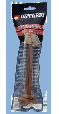 Ontario Rawhide Snack Bone 20 cm 1 ks