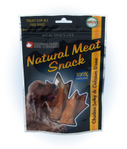 Ontario Snack Chicken Jerky + Calcium