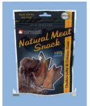 Ontario Snack Chicken Jerky + Calcium