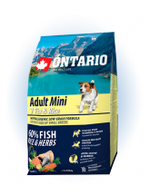 Ontario Adult Mini Fish & Rice