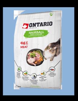 Ontario Cat Hairball