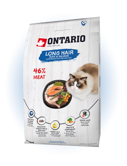 Ontario Cat Longhair
