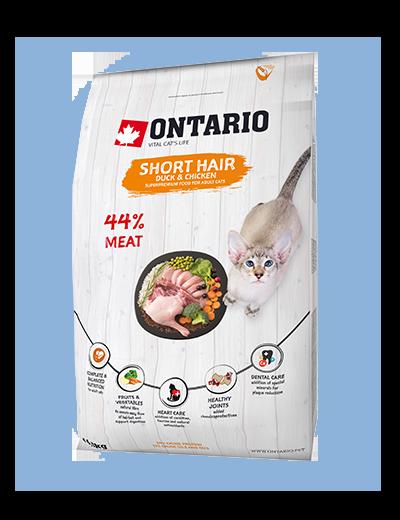 Ontario Cat Shorthair 2 kg