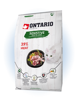 Ontario Cat Sensitive/Derma