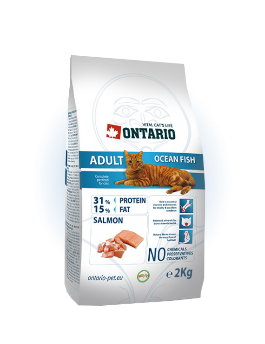 Ontario Adult Ocean Fish 2 kg
