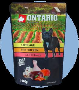 Kapsička Ontario Cartilage with Chicken in Broth 100 g