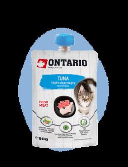 Pasta Ontario Kitten Tuna Fresh Meat Paste 90g