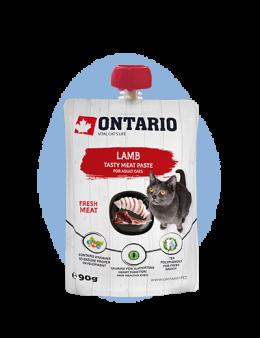 Pasta Ontario Lamb Fresh Meat Paste 90g