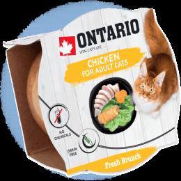 Ontario Fresh Brunch Chicken 80g