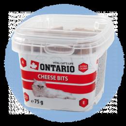 Ontario Snack Cheese Bits 75 g