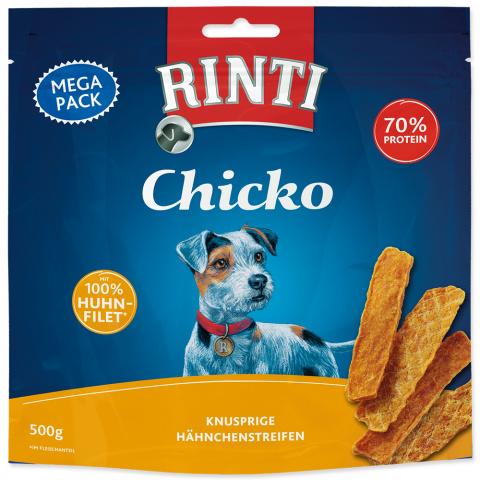 Gardums suņiem - Rinti Extra Chicko Chicken 500 g title=