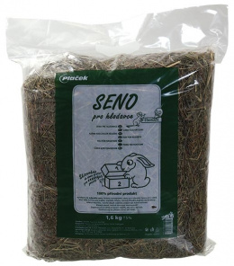Сено для грызунов - Zoo Box, 1,6 кг