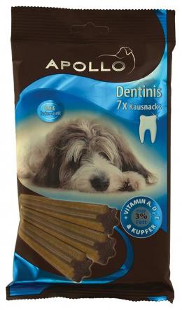 Лакомство для собак - Apollo Dentinis 180g